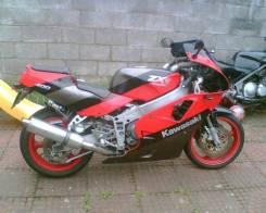 Kawasaki ZXR 400 в разбор