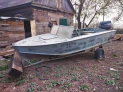 Моторная лодка Прогресс-2