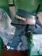 Yamaha. 6,00л.с., 2-тактный, бензиновый, нога X (635 мм). Под заказ