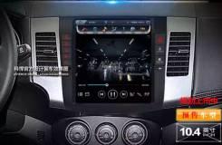 Головное устройство (Android) Mitsubishi Outlander 2009-2012.
