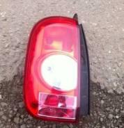 Левый фонарь Renault Duster