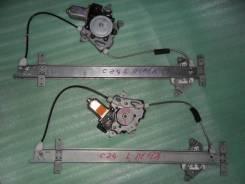 Стеклоподъемный механизм Nissan Serena, PC24/TC24/TNC24, SR20DE/QR20DE