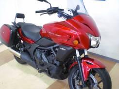 Honda CTX700, 2013