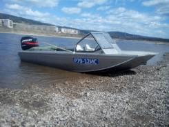 Продам лодку аквамакс520jet