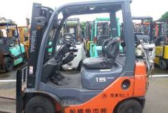 Toyota. 7FG15L, 1 500кг.