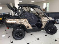 BRP Can-Am Commander Mossy Oak Hunting Edition, 2016