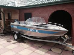 Продам моторную лодку Нептун 470 open