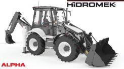 Hidromek HMK 102S, 2017
