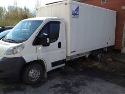 Peugeot Boxer Chassis Cab, 2011