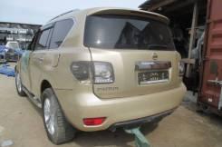 Nissan Patrol. ПТС 2011г. Бежевый.