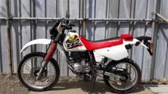 Honda XLR 125, 1998