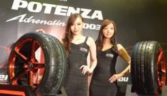Bridgestone Potenza RE003 Adrenalin. летние, 2019 год, новый
