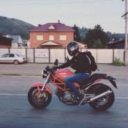 Ducati Monster 400, 2005