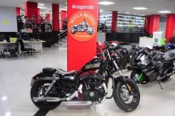 Harley-Davidson Sportster Forty-Eight XL1200X, 2011