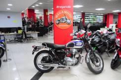Kawasaki W650, 2001