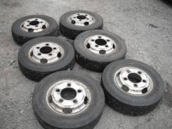 "Комплект колёс на грузовик Toyota Dyna, Toyoace. 5.0x15"" x197.00х5 ЦО 145,0мм."