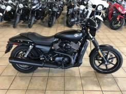 Harley-Davidson Street 750 XG750, 2016