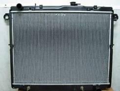 Радиатор охлаждения Toyota Land Cruiser 200 с двигателем 2UZ/ 1UR