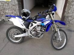 Yamaha WR 450, 2012
