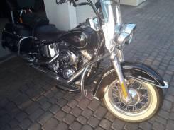 Harley-Davidson Heritage Softail FLSTIC, 2013