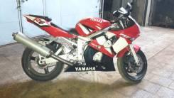 Yamaha YZF R6, 2002