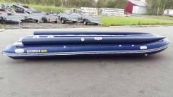Лодка надувная Solar 600 JET Тоннель