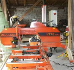 Wood Mizer LT70, 2016