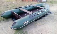 Лодка ПВХ Таймыр-320К (киль)