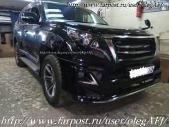Решетка JAOS для Toyota LAND Cruiser Prado 150 c 2013 г. +