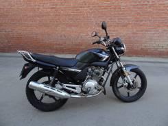 Yamaha YBR 125, 2013