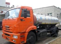 КамАЗ 43253. Автофургон Камаз 43253 (пищевая цистерна), 4х2., 6 700куб. см., 7 500кг., 4x2