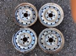 Штампованые диски R-14 5/114.3 цена за 4-штуки
