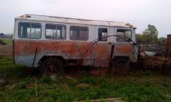 Продам ГАЗ-66 на базе автобуса в разбор