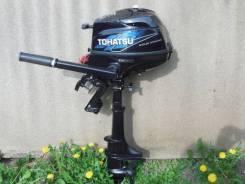 Лодочный мотор Tohatsu MFS 3.5BS