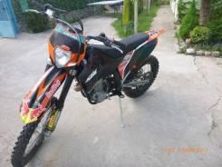 KTM 500 EXC, 2008