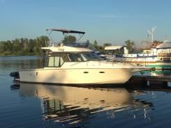 Продам  морской катер ямаха ls 950 1996 г. в в отс два дизеля вольво к