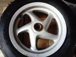 Диск колесный с шиной передний Honda LEAD 100 ( JF06 )