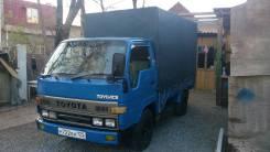 Перевозка грузов. Тентовый грузовик