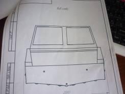 Алюминиевый катер 580
