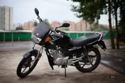 Yamaha YBR 125, 2015