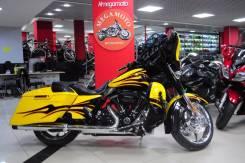 Harley-Davidson CVO Street Glide, 2014