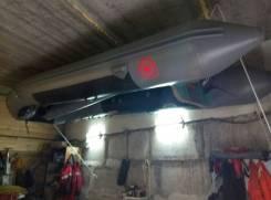 Лодка Camper 4.7 с мотором Tohatsu 30