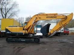 Hyundai R220LC, 2018