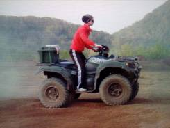Yamaha Grizzly, 2001