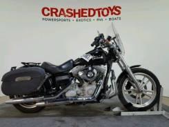 Harley-Davidson Dyna Super Glide FXD, 2010