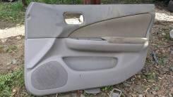 Обшивка двери правая передняя Nissan Sunny FB15 B15