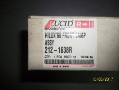 Поворот Toyota Hilux 81510-35090 212-1638r v