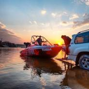 Аренда катера, активный отдых на воде в Хабаровске