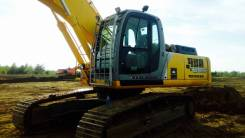 New Holland E385LC, 2007