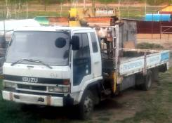 Isuzu Forward, 1991